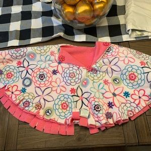 Other - Handmade Toddler Poncho